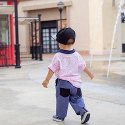 子どもの夏服はどんなものを選ぶ?年齢別の季節に合った選び方のポイント