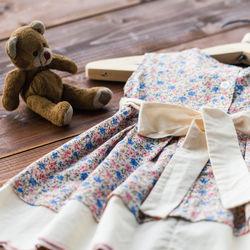 子ども服で人気のワンピース。キッズ向けのデザインや年齢別選び方