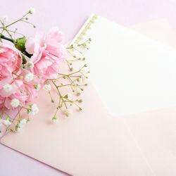 母の日のメッセージカード。手作りアイデアと義母などに伝える一言文例