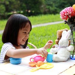 5歳の女の子のおもちゃの種類や選び方。室内や外で使えるおもちゃは