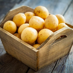 離乳食中期のじゃがいものアレンジ方法やレンジを使ったレシピなどを紹介