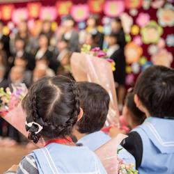 幼稚園の卒園式、ママのメイクのポイントは?泣く場合などの対処法など