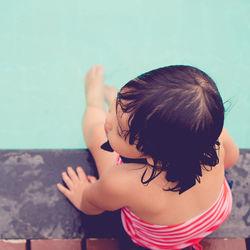 キッズ用水着の選び方。子ども服売り場でかわいいい水着を見つけよう