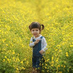 春から初夏のかわいい子ども服。おしゃれなキッズファッションや洗濯方法を紹介