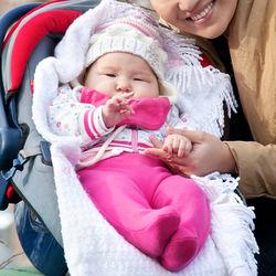 生後2カ月の赤ちゃんと外出するときの服装について