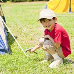 家族でキャンプには何を持っていく?テントなどの必要な道具や便利グッズなど