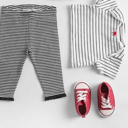生後10カ月頃の女の子の赤ちゃんの洋服について。保育園での服装など