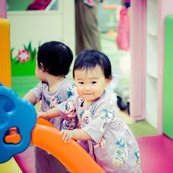 1歳児を保育園に預けるとき。服装や靴の選び方、準備グッズリストや朝ごはんなど