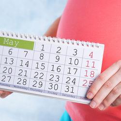 【産婦人科医監修】出産予定日の計算方法。日数と月数の数え方、妊娠から出産まで流れ