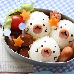 子どもに人気のお弁当のレシピ。3歳から6歳の子どもが好きなおかずやデザートを作ろう