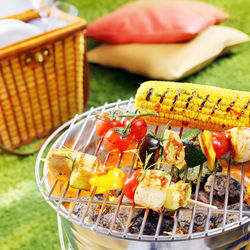 バーベキューで子どもが喜ぶ食べ物。子ども向けの人気の食材やおすすめメニューのアイデア