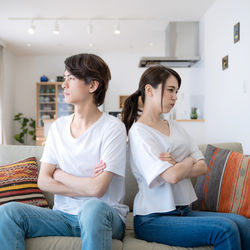 夫婦げんかの仲直りの仕方。仲直りのきっかけエピソードやけんかをくり返さない工夫