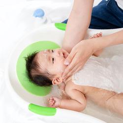 沐浴布は必要?沐浴布のメリットや手ぬぐいなどでの代用、手作り方法など