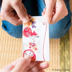お正月に渡すお年玉の由来。子どもへの簡単な伝え方やお年玉に関するエピソード