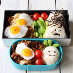 簡単にできる子どもの時短お弁当レシピ。オムライスなどの主食やかわいいおかずなど