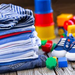 1歳半の服や靴のサイズの選び方は?足のサイズやシーンにあわせた買い替えの時期