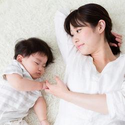 【体験談】断乳1日目の子どもとママの様子。夜の寝かしつけなど