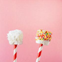 バレンタインのマシュマロお菓子。アレンジレシピやラッピング方法