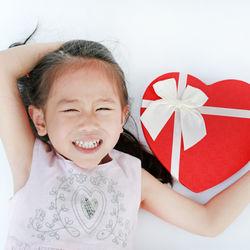 バレンタインを子どもとおしゃれに楽しもう。かわいいラッピングなど