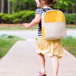 2歳の女の子向けのリュックサック。用途別に8つ紹介