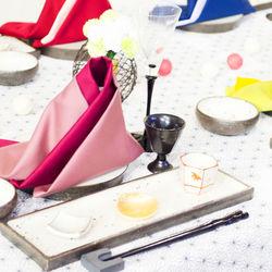 ひな祭りのテーブルコーディネートはテーマや色を決めて準備しよう