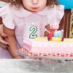 2歳の子どもの誕生日ケーキ。市販や手作りなど用意の仕方や選び方