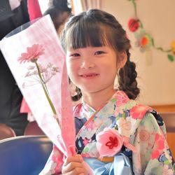 卒園式の女の子の袴。晴れの日に着たい、色や柄など