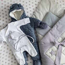 1歳の子どもの冬服。選び方のポイントやコーディネート