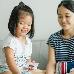 4歳の子どものゲーム遊び。ボードゲームなど種類や選び方