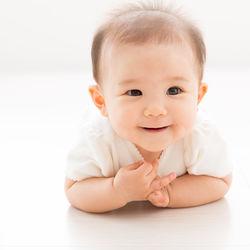 【体験談】赤ちゃんの寝返りの時期。遊びなど練習に取り入れたこと