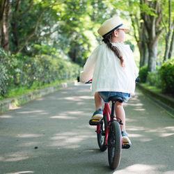 6歳の子どもが乗れる自転車。特徴や機能など