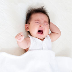 生後8ヶ月の夜泣き。1時間おきなど夜泣きを乗り越えるための対策