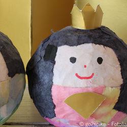 幼児と作るひな祭りの簡単工作。折り紙や紙コップを使った作り方