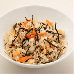 離乳食にひじきご飯はいつから?作り方やアレンジレシピ