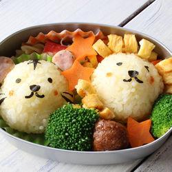 幼児向けのお弁当作り。おにぎりなどの主食や簡単なおかずレシピなど