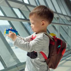 幼児に可愛いリュックを用意しよう。選び方や手作り方法