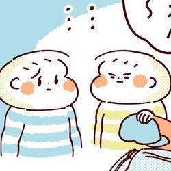 【ふたご育児】第19話 寝かしつけるときは寝ないのに…?!