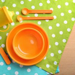 幼児の食器セットやワンプレート。選ぶときにママたちが意識したこと