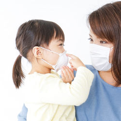 幼児用のマスクはどれを使う?手作りするときの作り方など