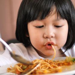 幼児食にパスタを作ろう。量の決め方や作るときに意識したこと