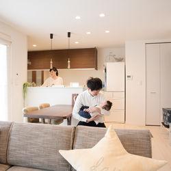 子育てしやすい間取りとは。子どもと暮らす部屋づくりのアイデア
