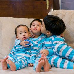 兄弟の真ん中の子どもの育て方。呼び方や声のかけ方