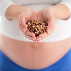 【産婦人科医監修】妊娠中のおやつにナッツは食べても大丈夫?量や胎児への影響