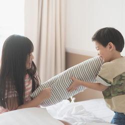 3歳児に枕は必要?高さなどの選び方やママたちが選んだ枕の種類