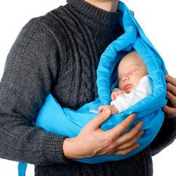 抱っこ紐での防寒はどのようにする?付け方など選ぶときのポイント