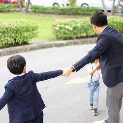 パパが子どものお受験で意識したこと。服装やカバンの色など
