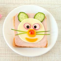 【離乳食完了期】ハムを使った簡単レシピや、作り方のポイントをご紹介