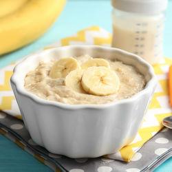 【離乳食中期】オートミールを使った離乳食。おやきなどのアレンジレシピ