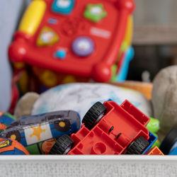 子どもが片付けないときの工夫や作ったものを捨てるタイミング