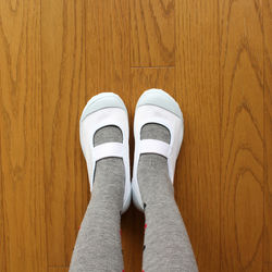 小学校受験用の子どもの上履き。色などの選び方やいつ用意したか